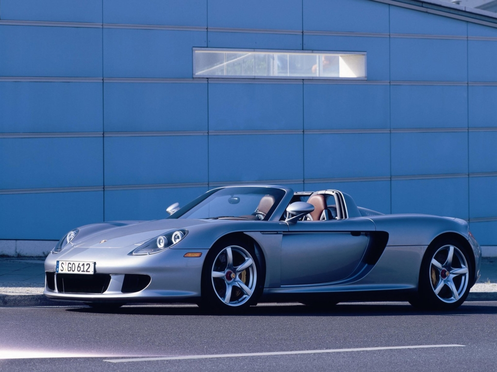Porsche Carrera GT photo 100328