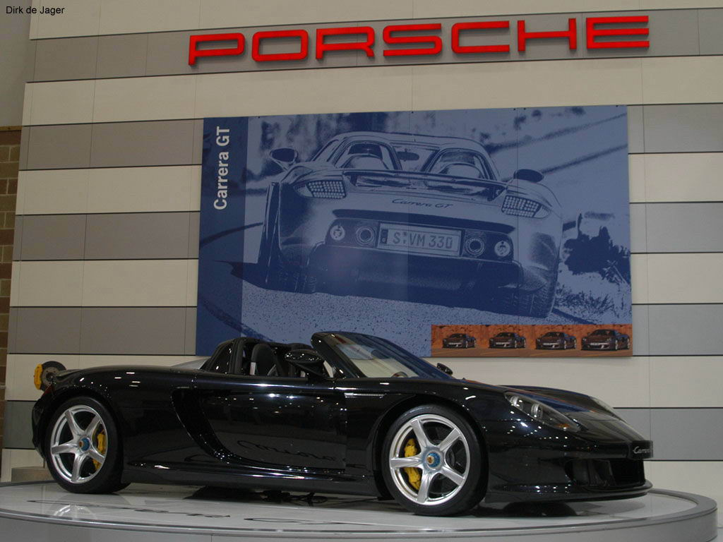 Porsche Carrera GT photo 28444