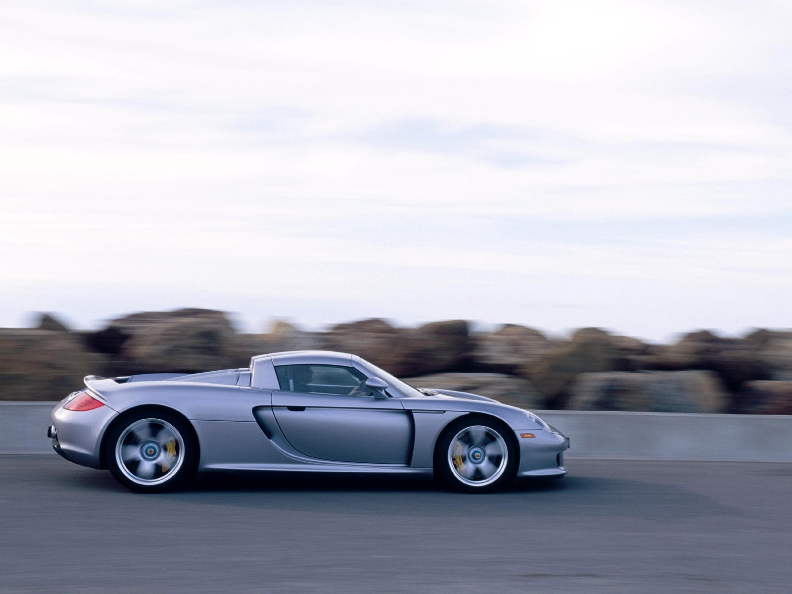 Porsche Carrera GT photo 8482