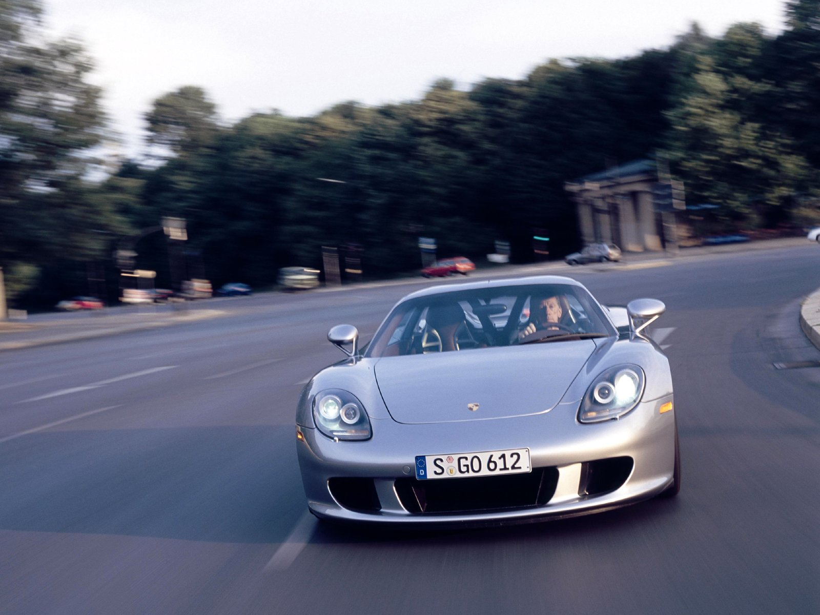 Porsche Carrera GT photo 8504
