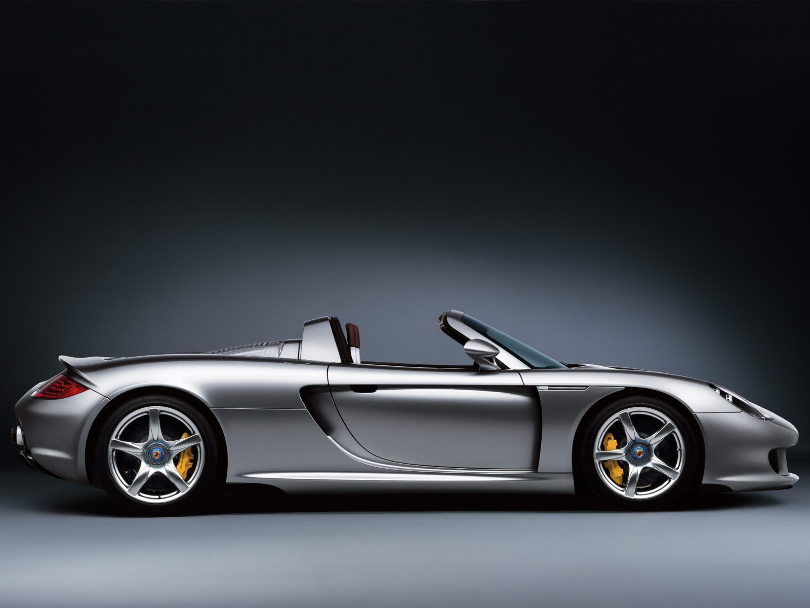 Porsche Carrera GT photo 8515