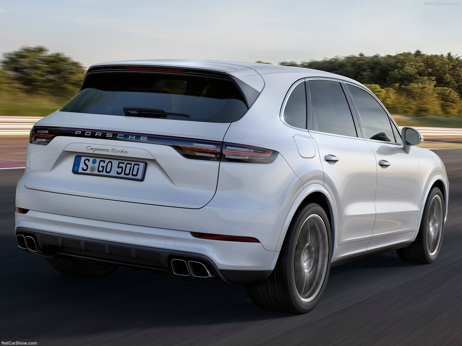 Porsche Cayenne Turbo photo 182893
