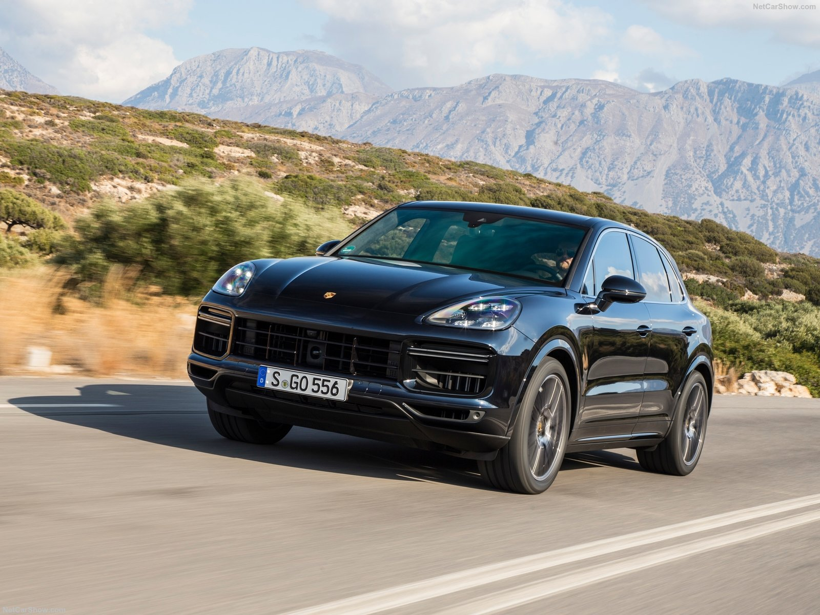 Porsche Cayenne Turbo photo 182899