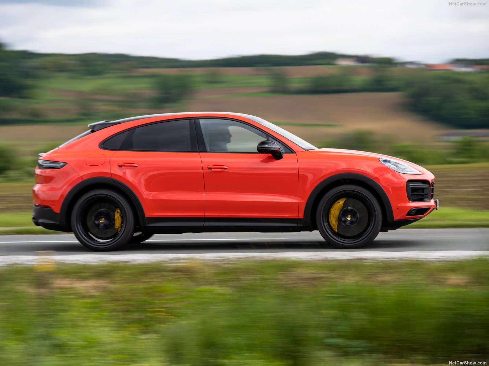 Porsche Cayenne Turbo photo 195413