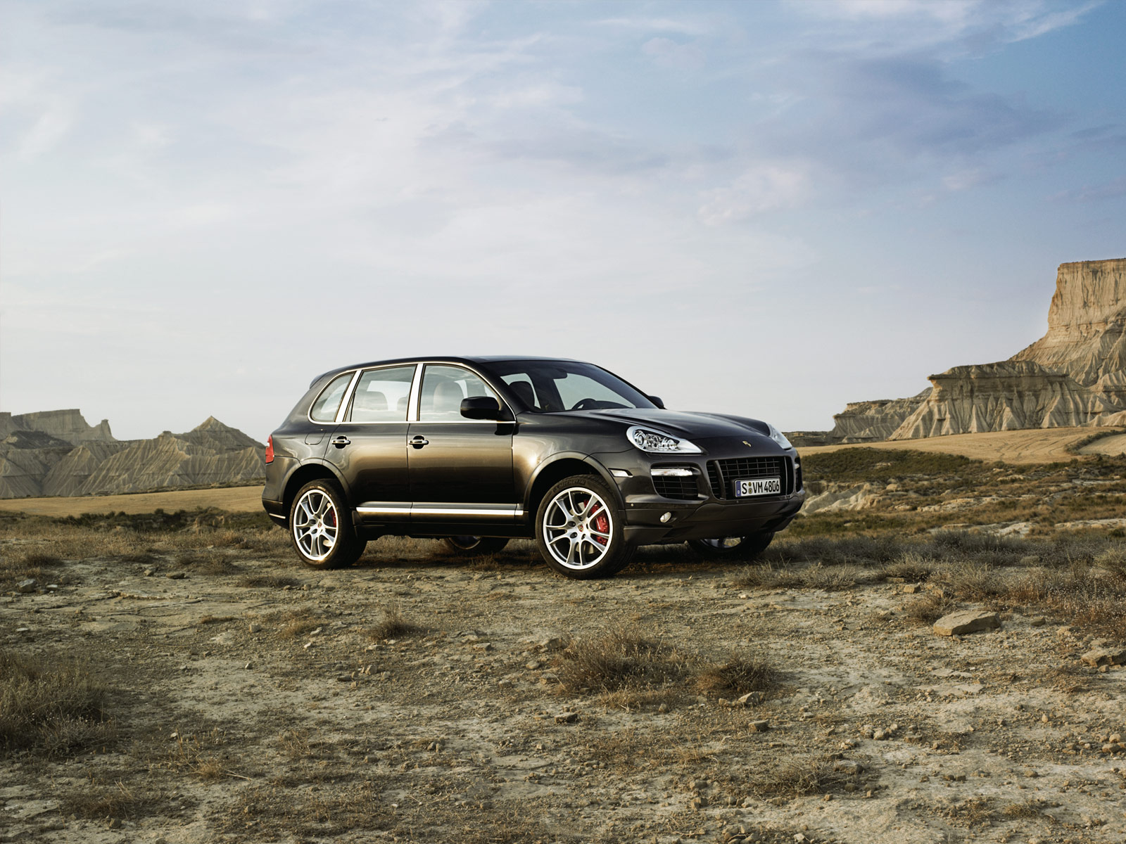 Porsche Cayenne Turbo photo 56817