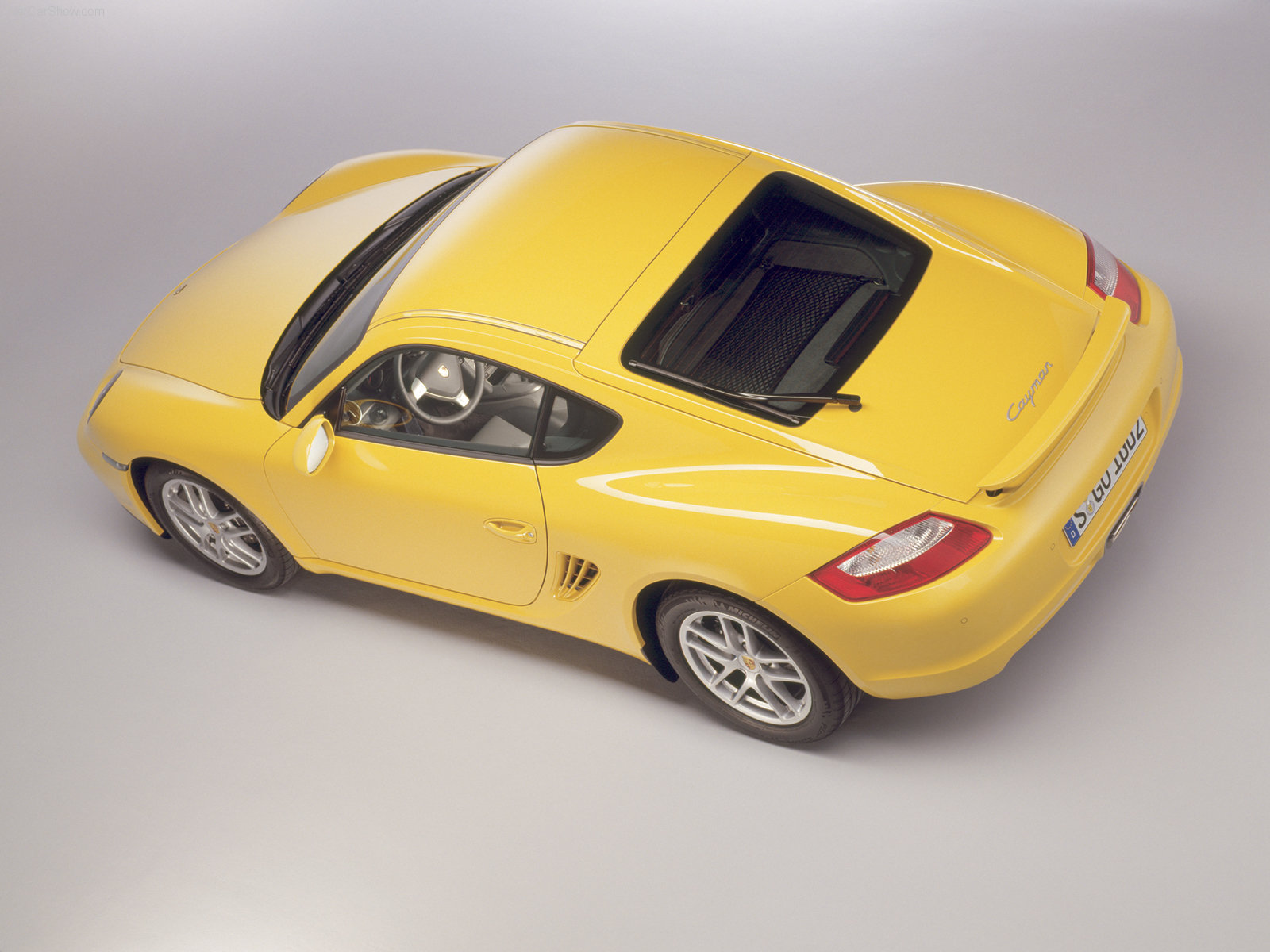 Porsche Cayman photo 35039