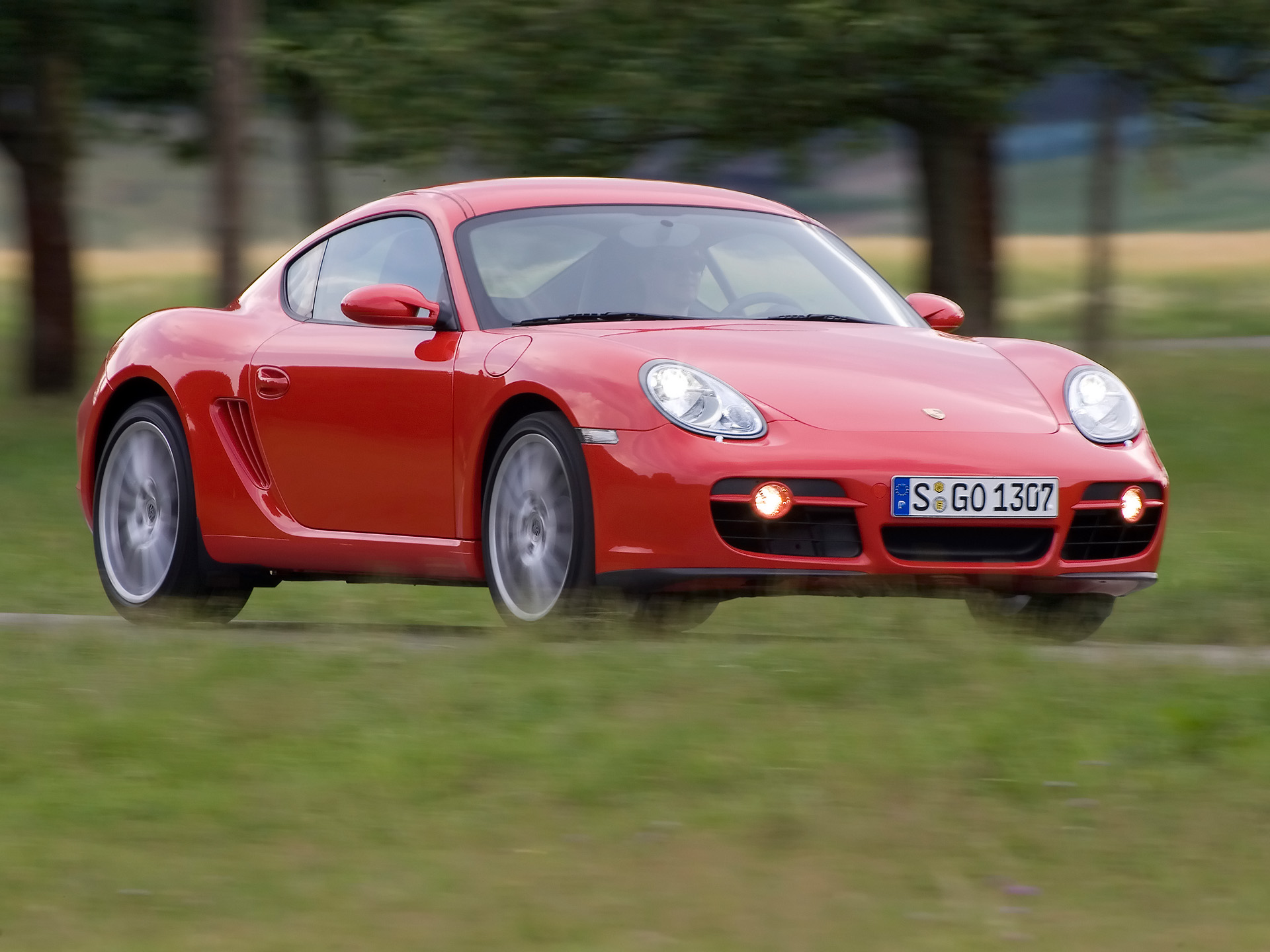 Porsche Cayman photo 44710