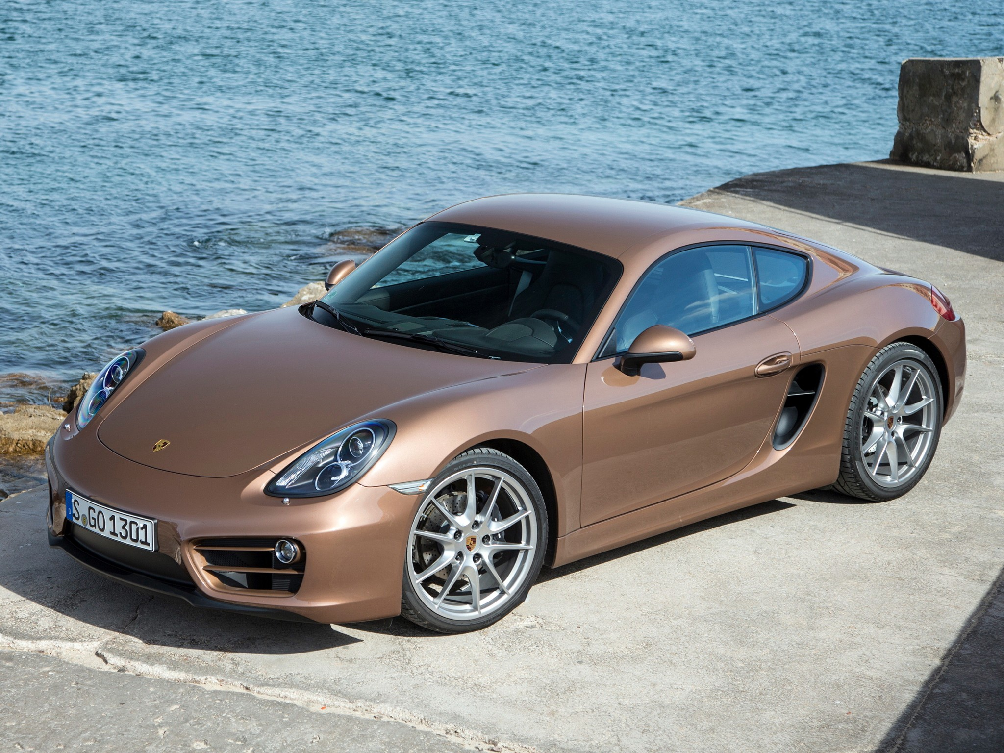 Porsche Cayman photo 99554
