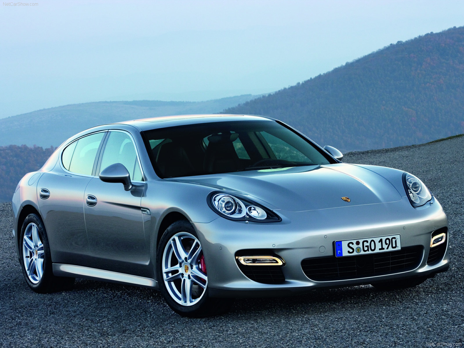 Porsche Panamera Turbo photo 65026