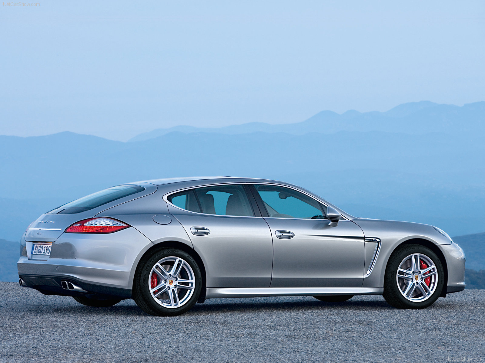Porsche Panamera Turbo photo 65033