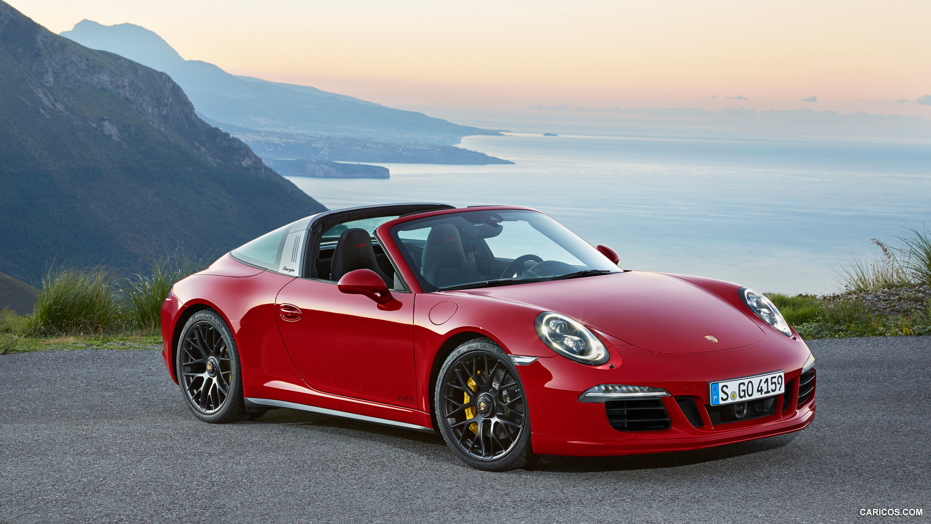 Porsche Targa 4 GTS photo 135882