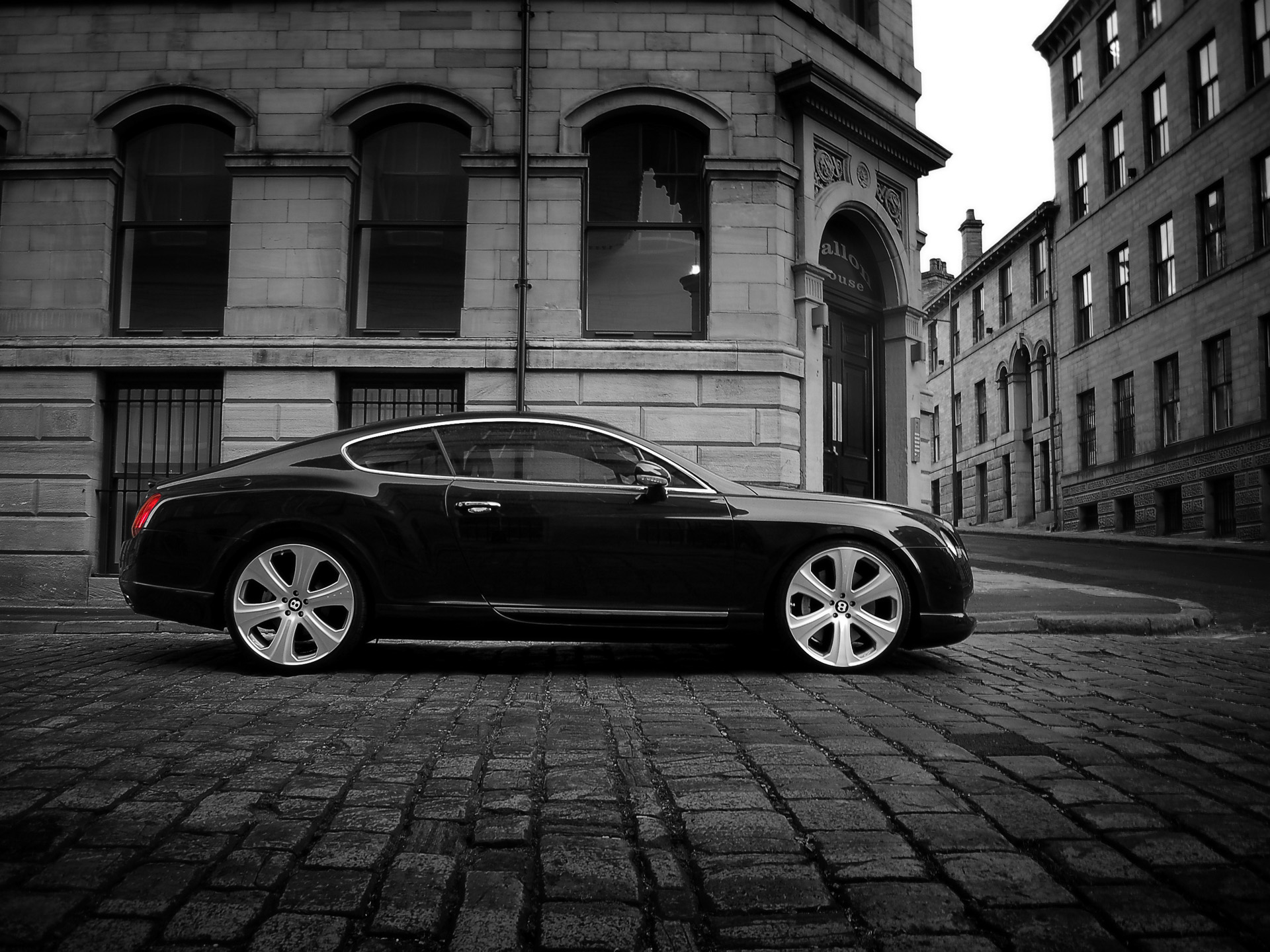 Project Kahn Bentley Continental GT-S photo 50291