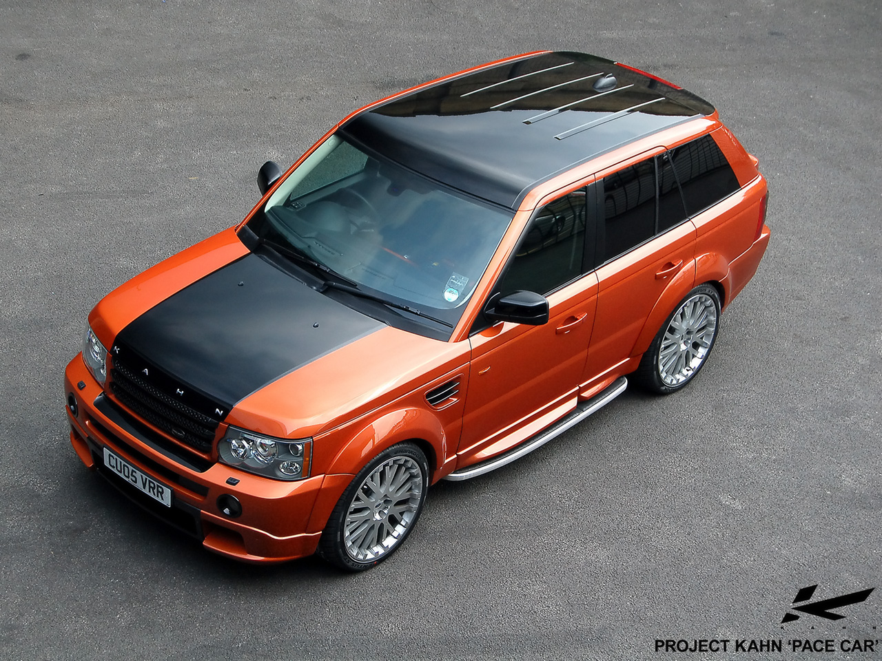 Project Kahn Range Rover Sport Pace photo 37239
