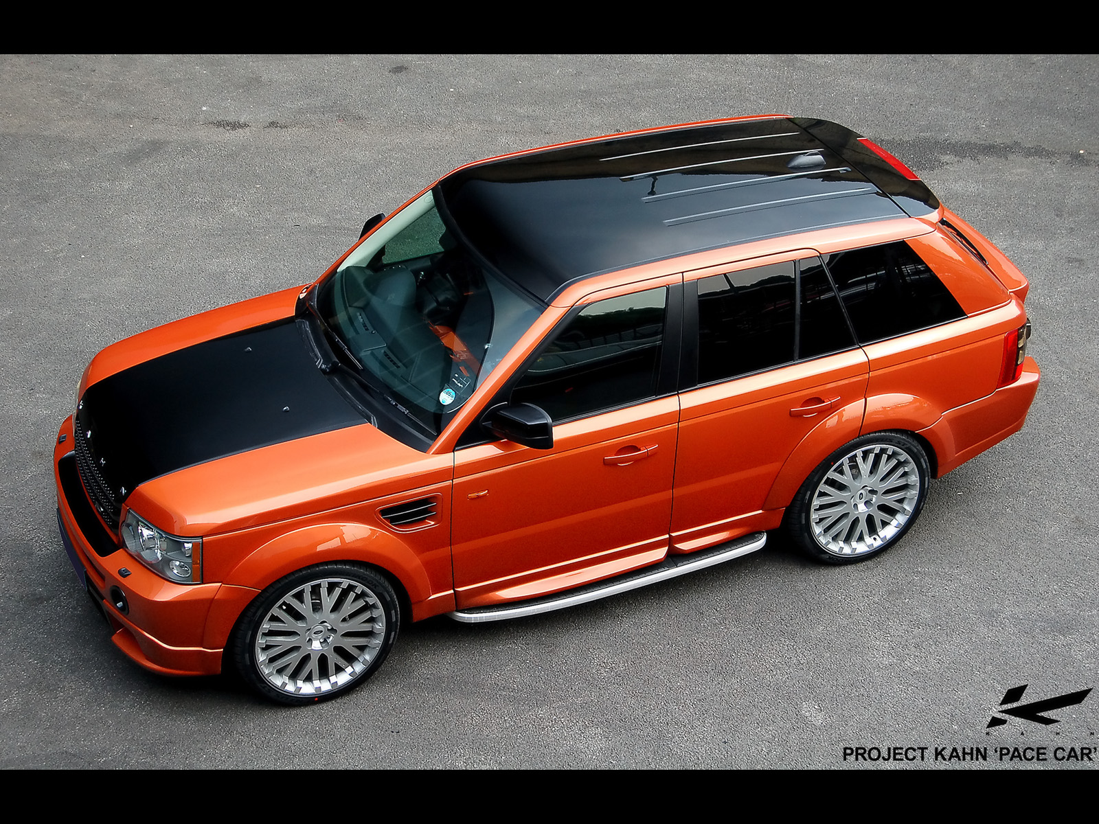 Project Kahn Range Rover Sport Pace photo 37240