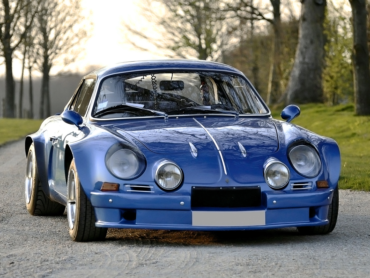 Renault Alpine A110 photo 91217