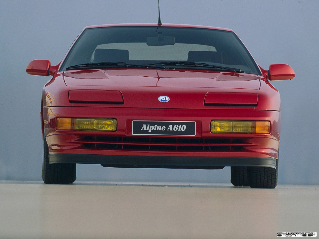 Renault Alpine A610 photo 42447