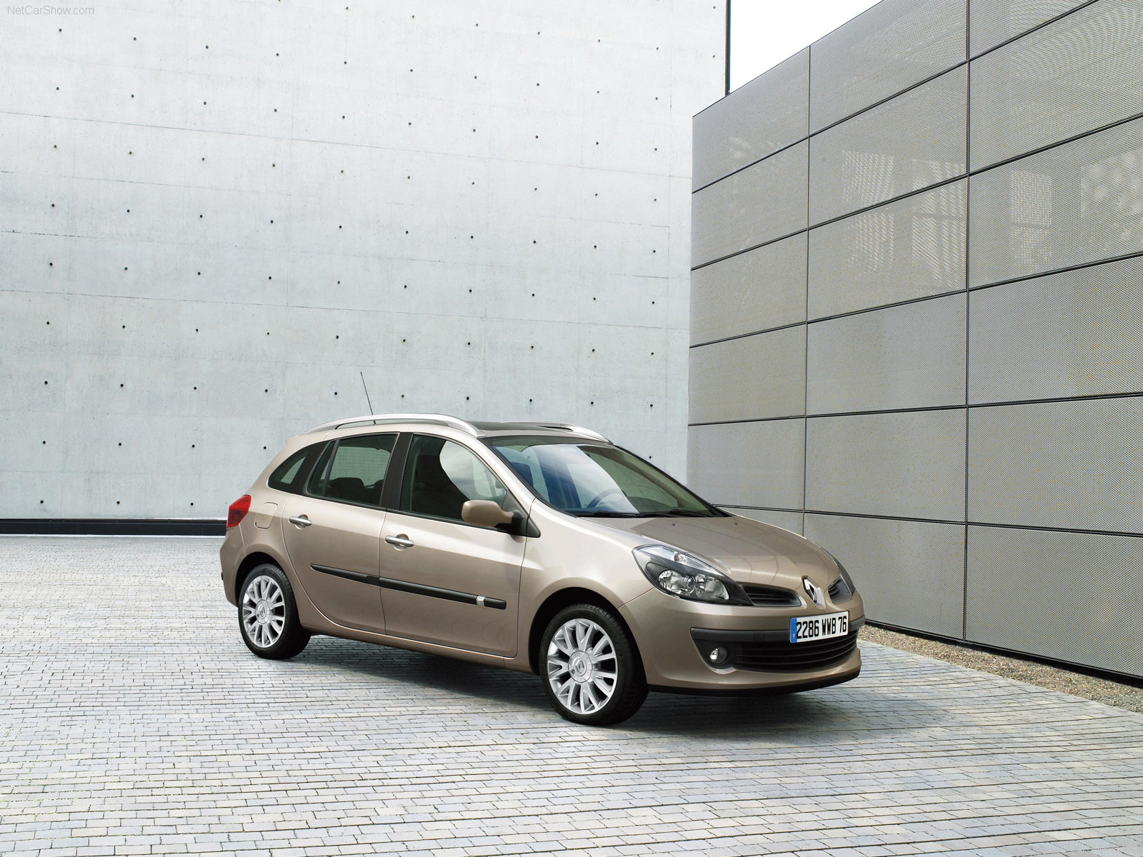 Renault Clio Estate photo 58942