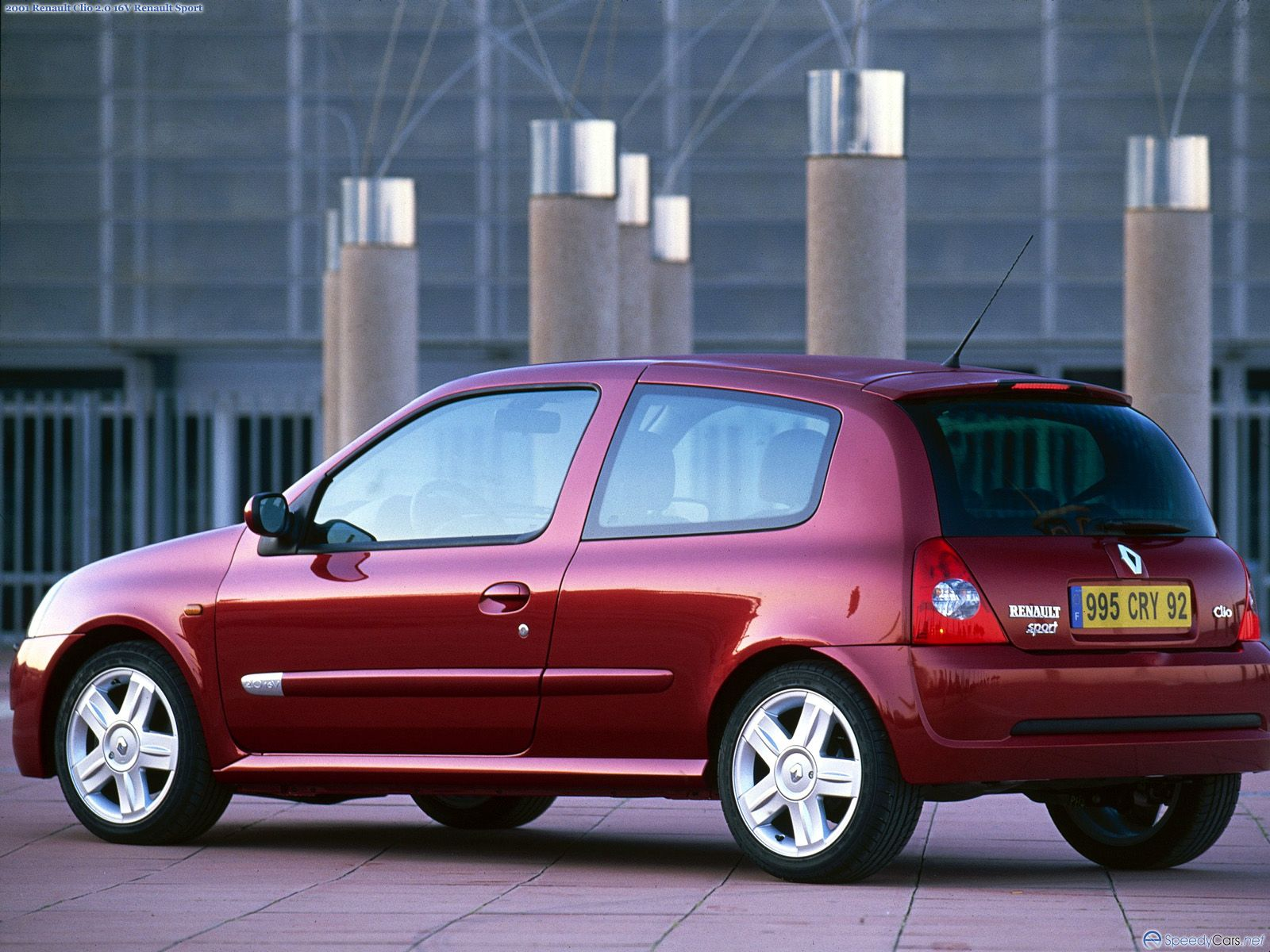 Renault Clio Sport Picture 1550 Renault Photo Gallery Carsbase Com