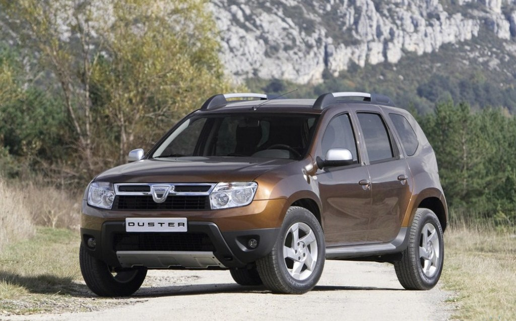 Renault Duster photo 106512