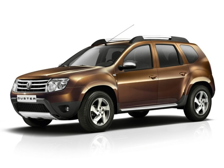 Renault Duster photo 106514