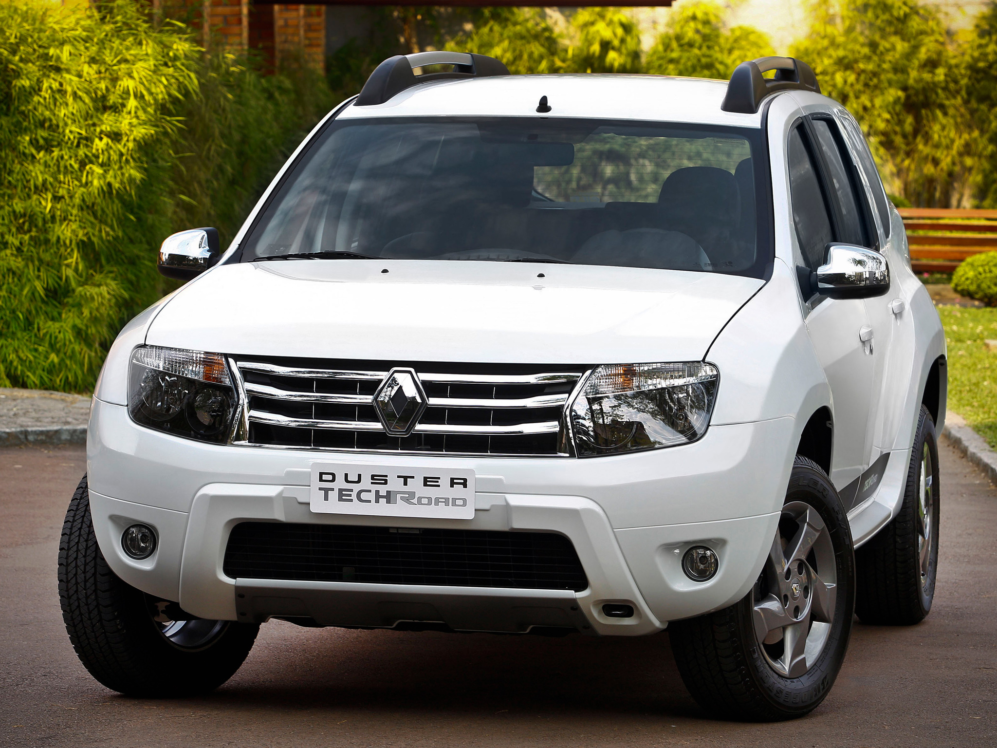 Renault Duster photo 95779