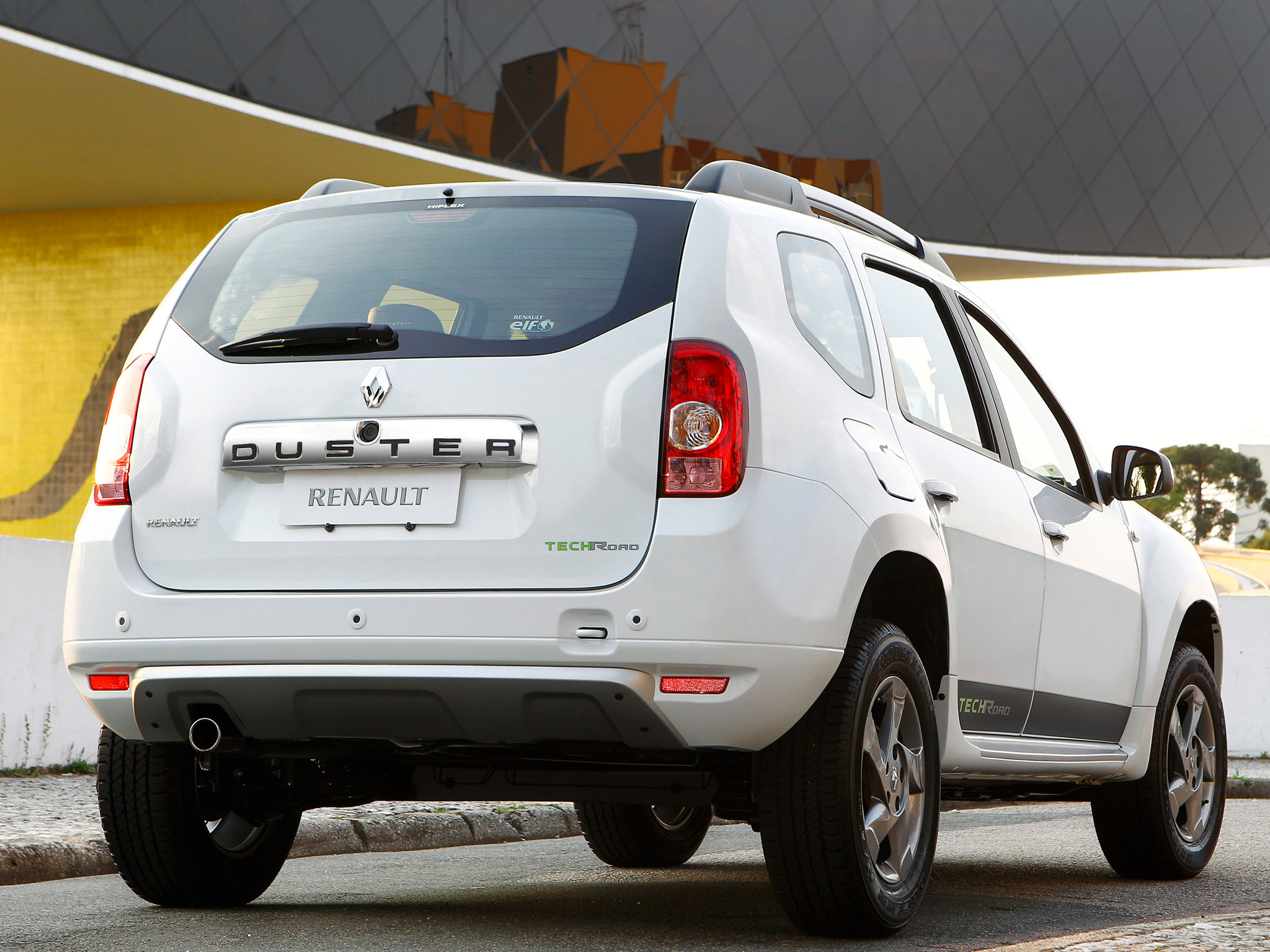 Renault Duster photo 95781