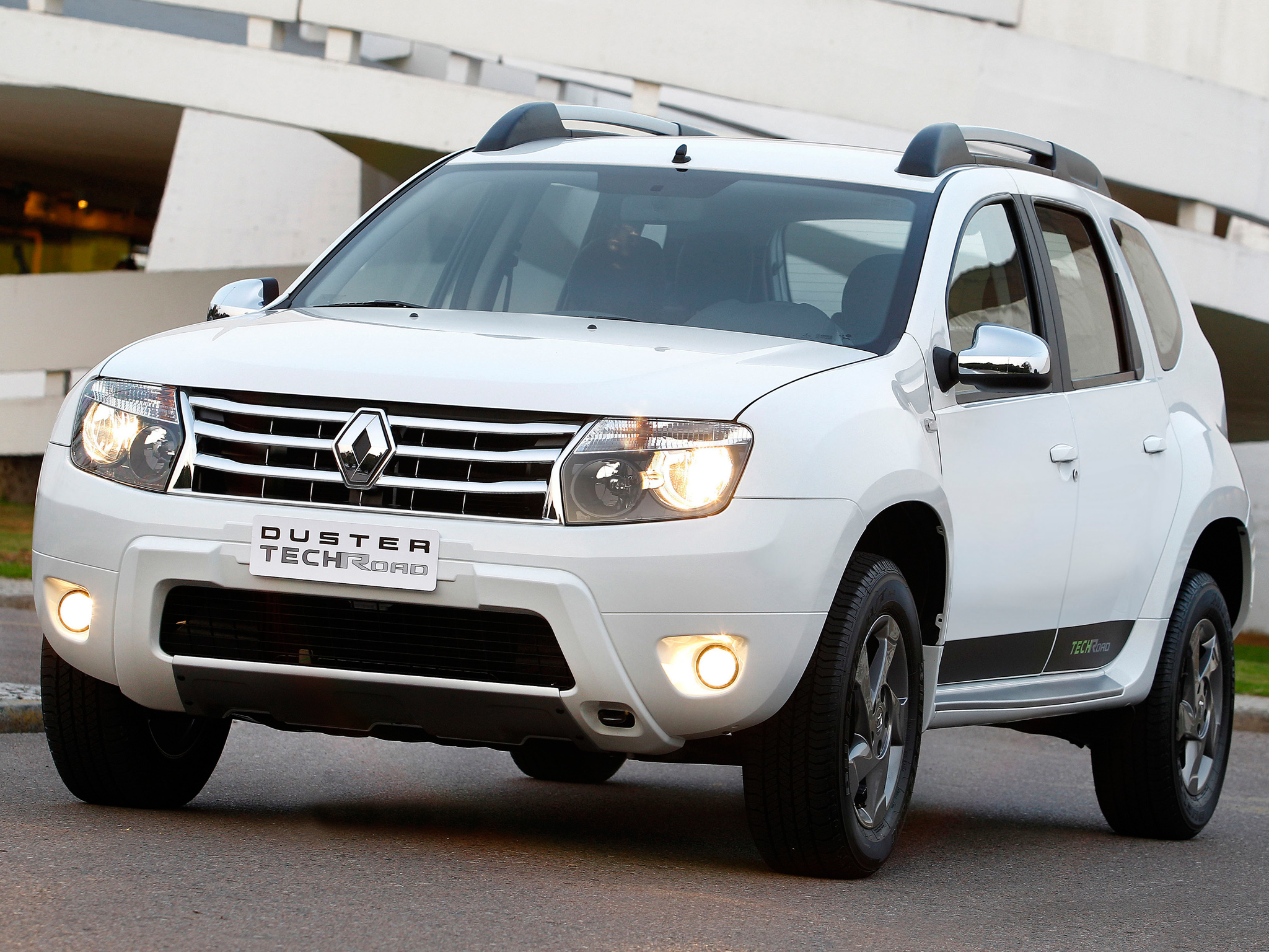 Renault Duster photo 95782