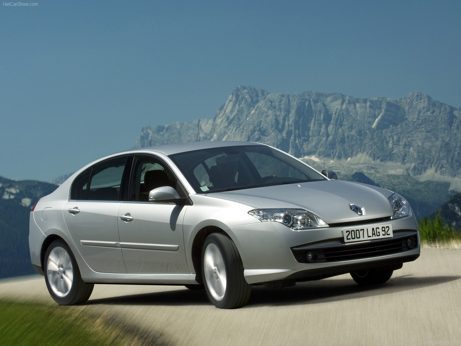 Renault Laguna photo 46379