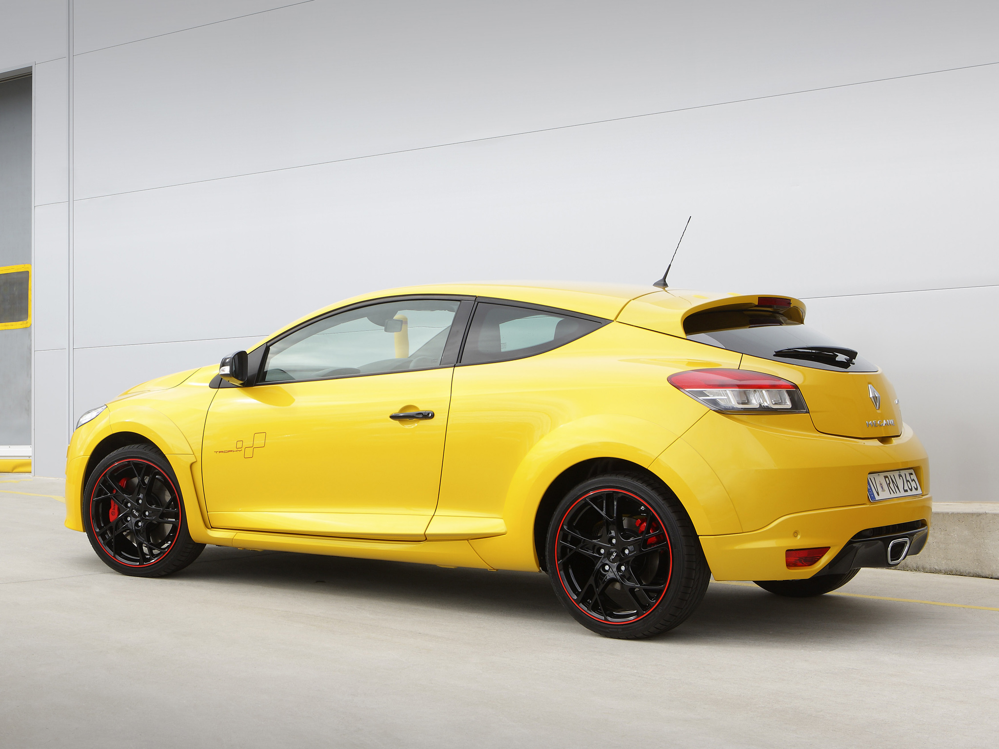 Renault Megane RS photo 96658