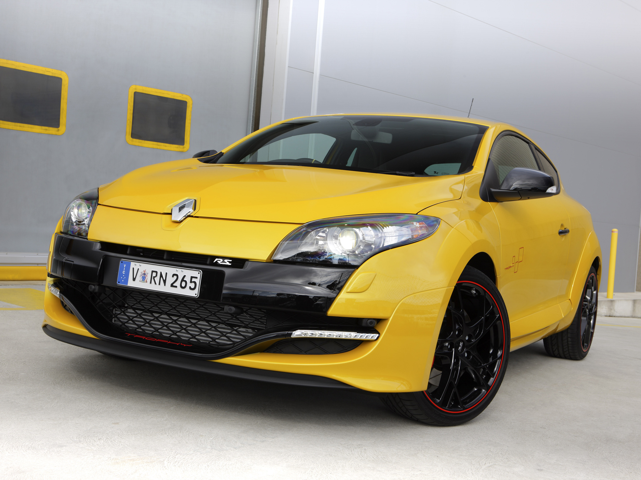 Renault Megane RS photo 96659