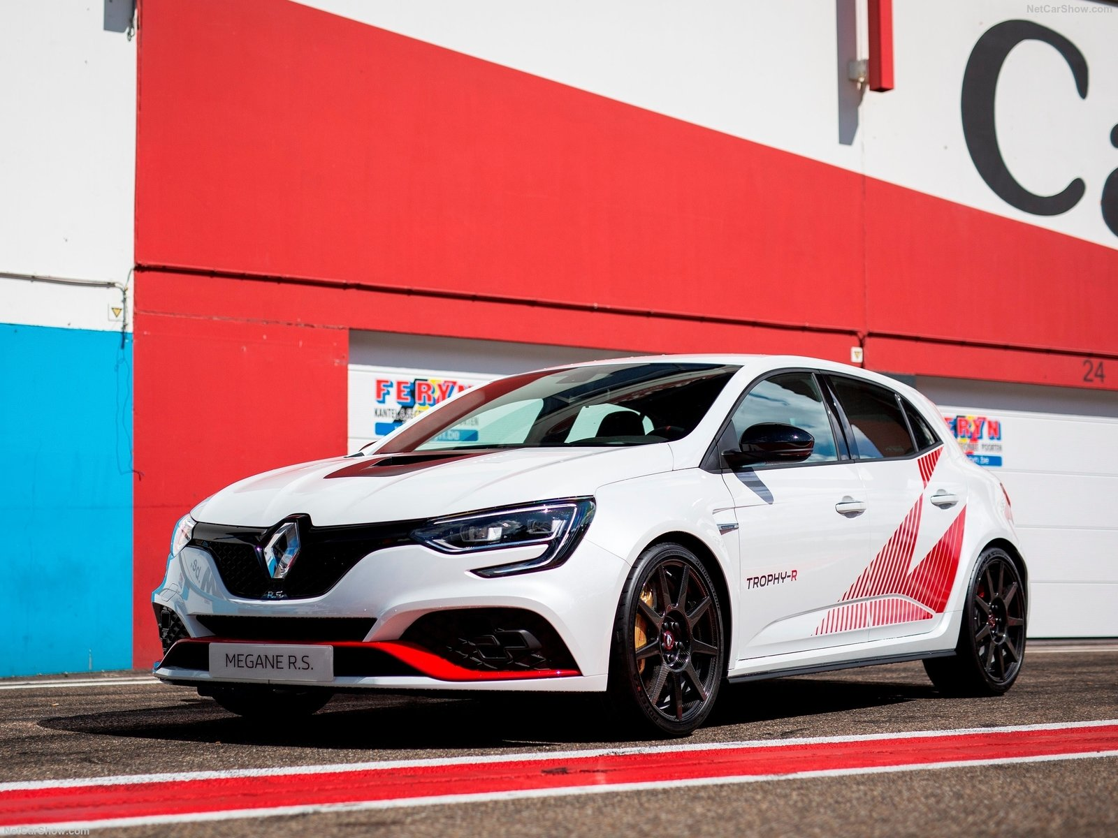 Renault Megane RS Trophy photo 195942