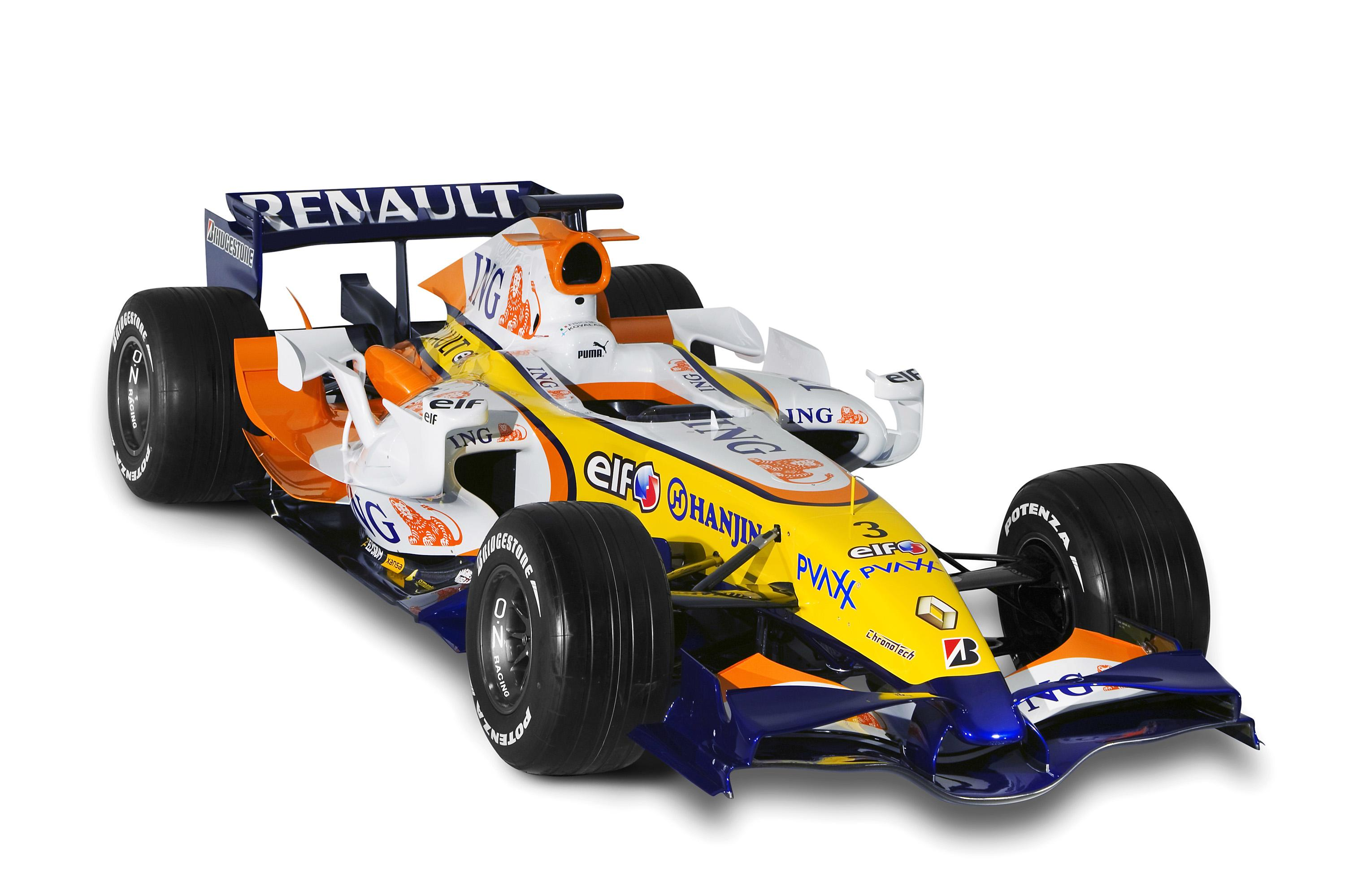 Renault R27 photo 48754