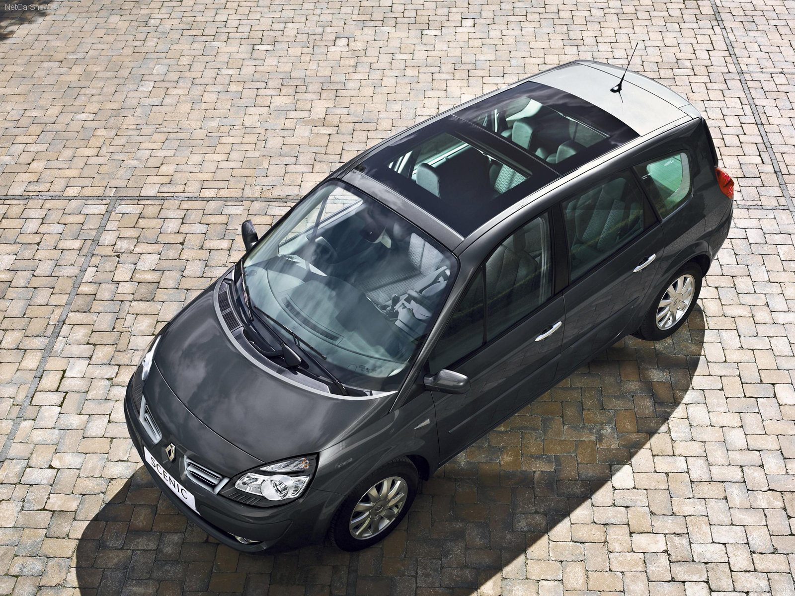 Renault Scenic Picture 56439 Renault Photo Gallery