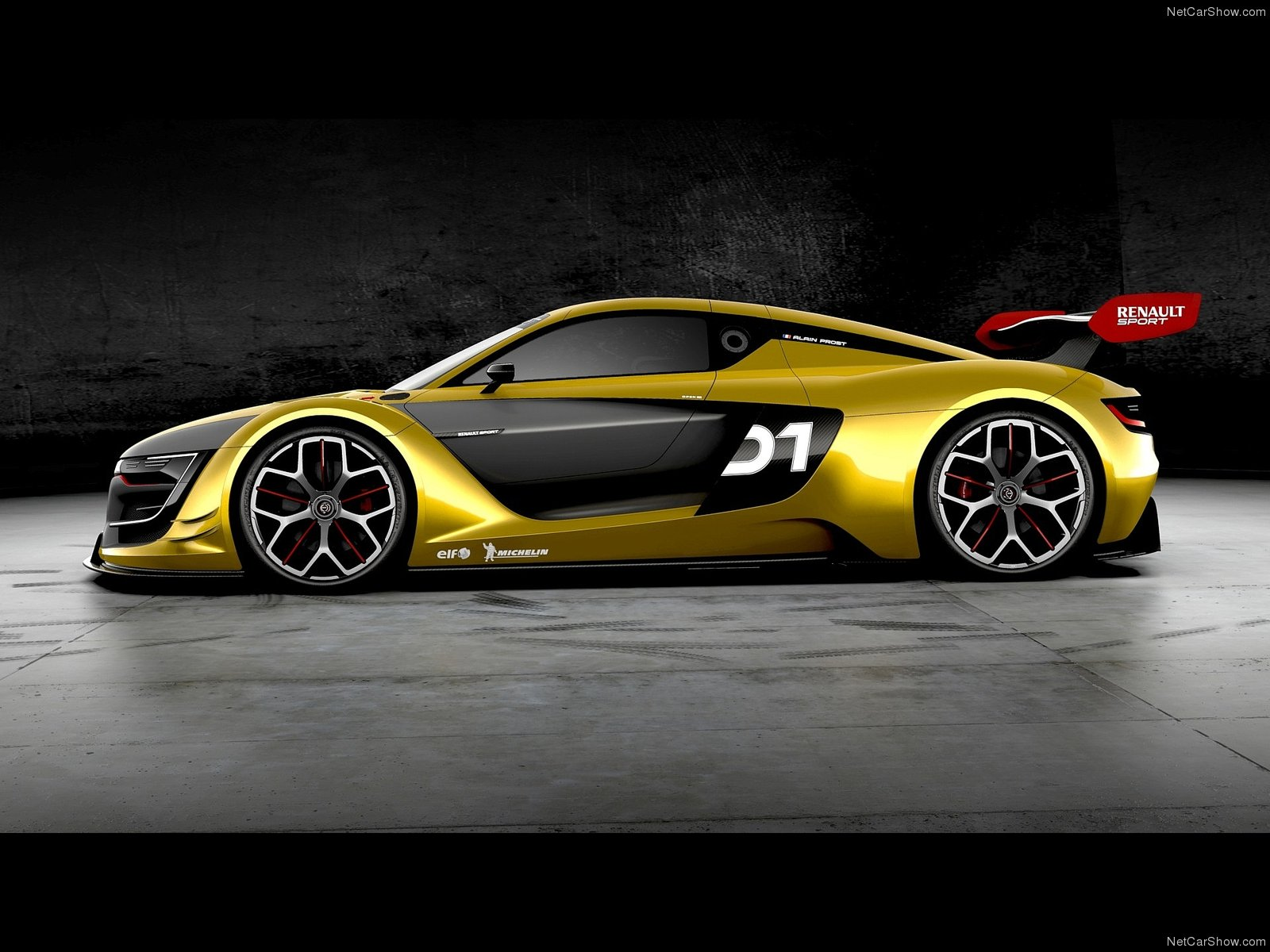 Renault Sport RS 01 photo 128337