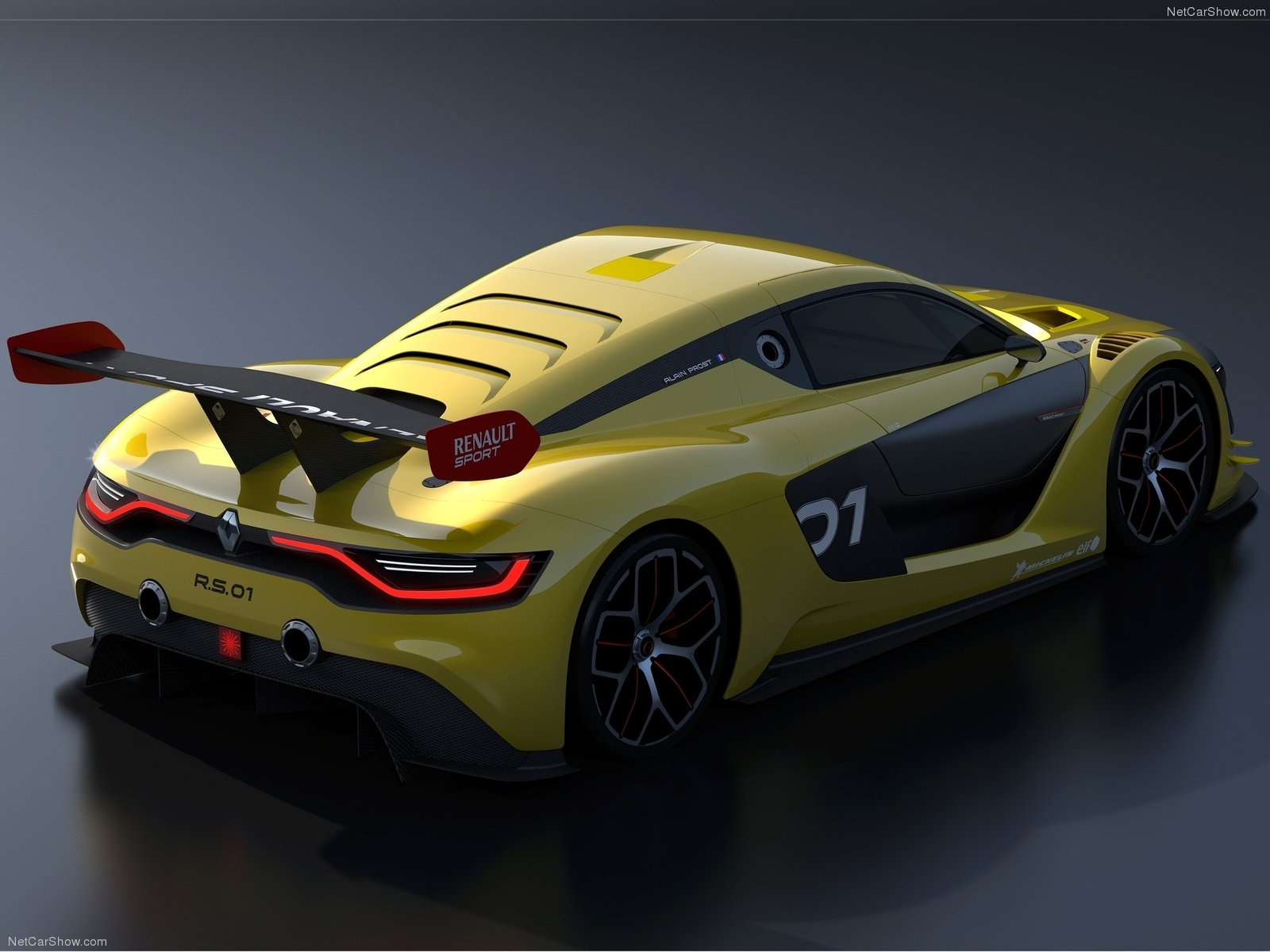 Renault Sport RS 01 photo 128343
