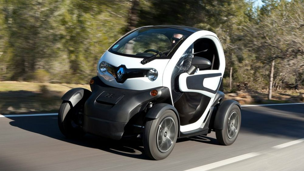 Renault Twizy photo 168359