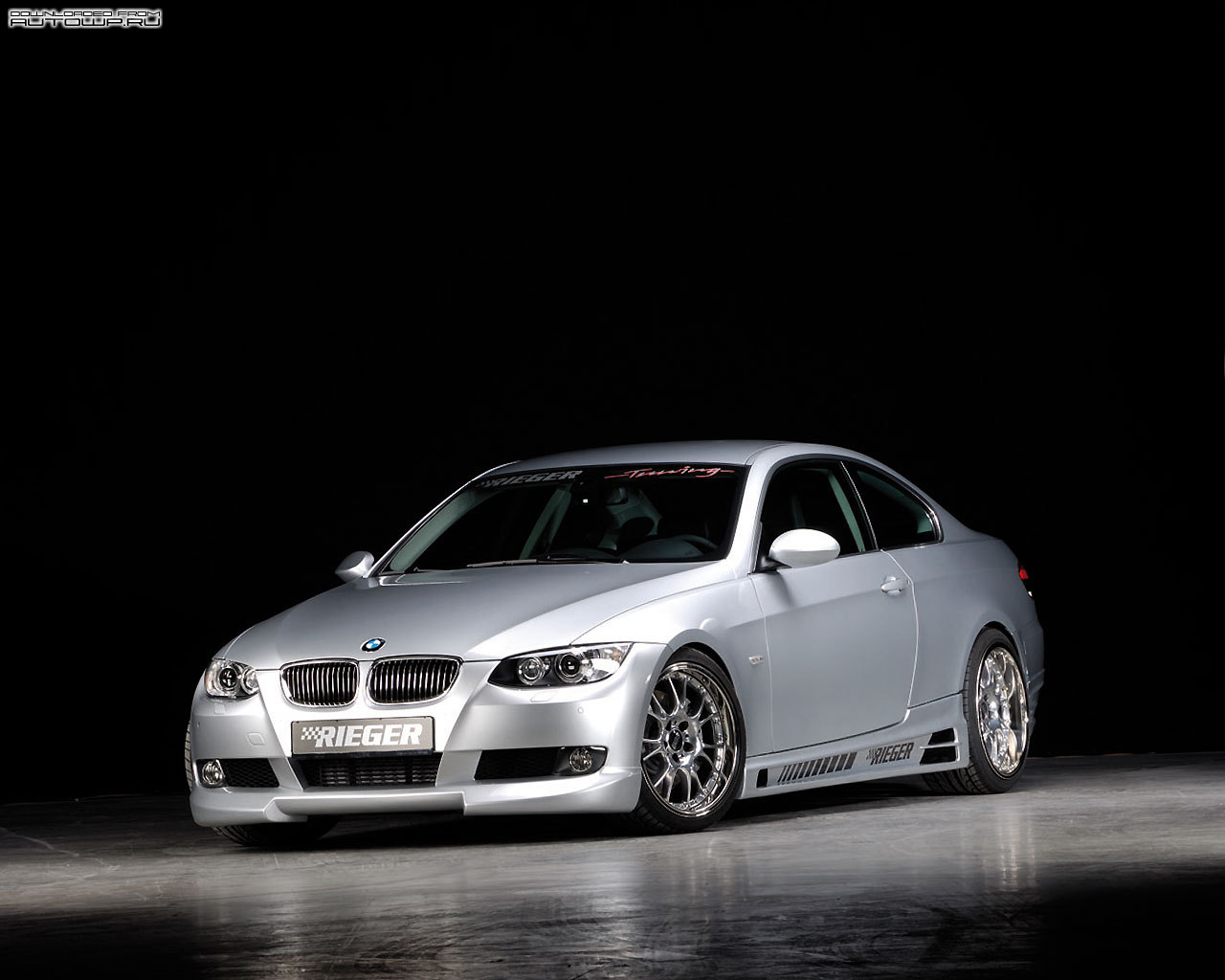 Rieger BMW 3-series Coupe (E92) photo 59144