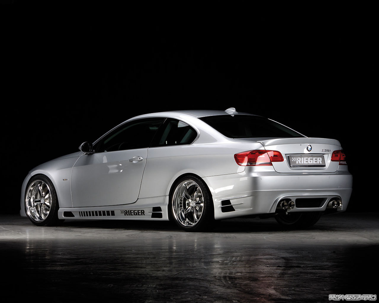Rieger Bmw 3 Series Coupe E92 Picture 59147 Rieger Photo Gallery Carsbase Com