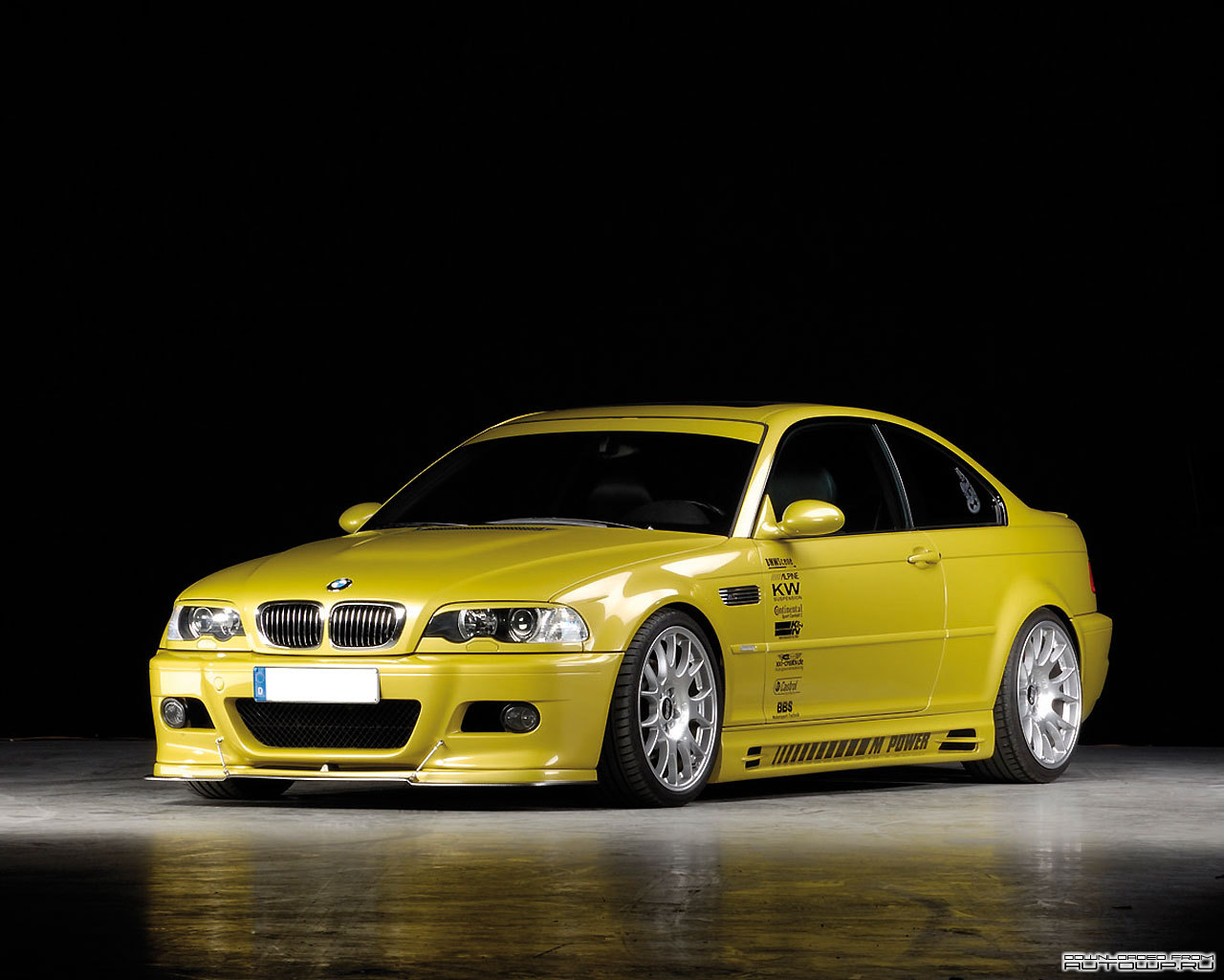 Rieger BMW M3 Coupe (E46) photo 59150