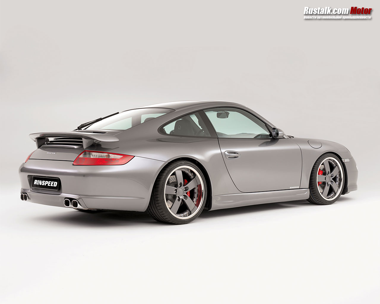 Rinspeed 997 Carrera photo 30233