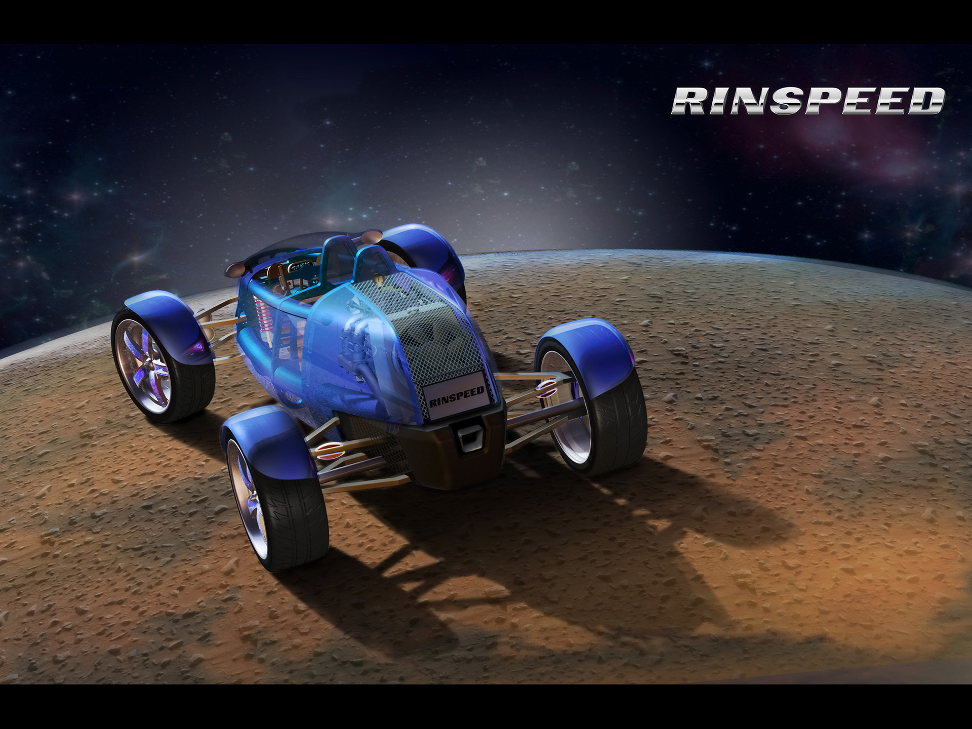 Rinspeed eXasis photo 40061