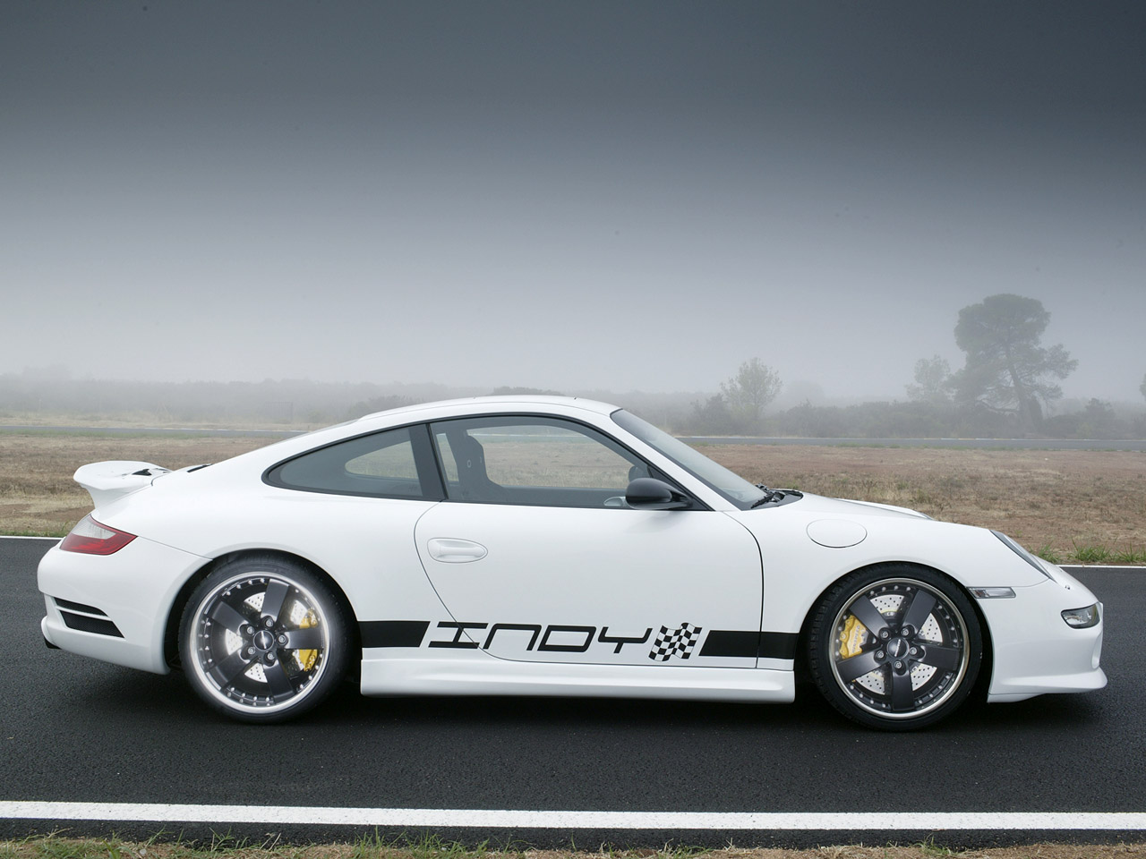 Rinspeed Porsche 997S Indy photo 26848