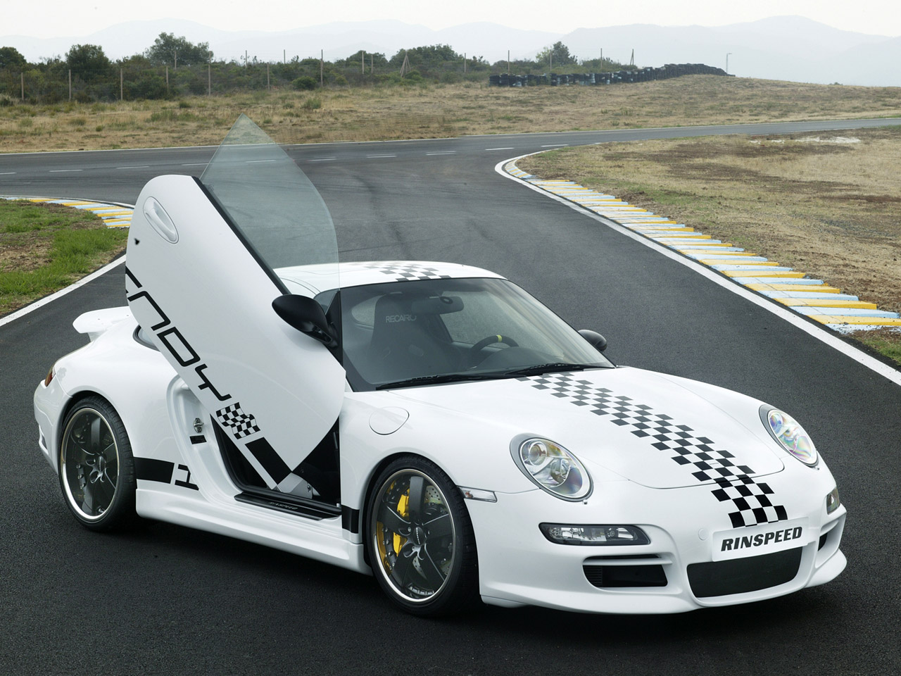 Rinspeed Porsche 997S Indy photo 26850