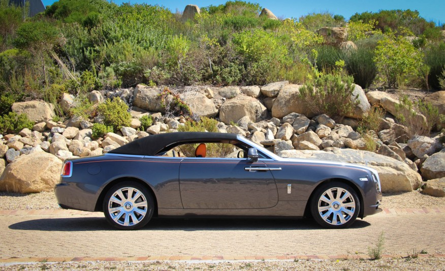 Rolls-Royce Dawn photo 162772