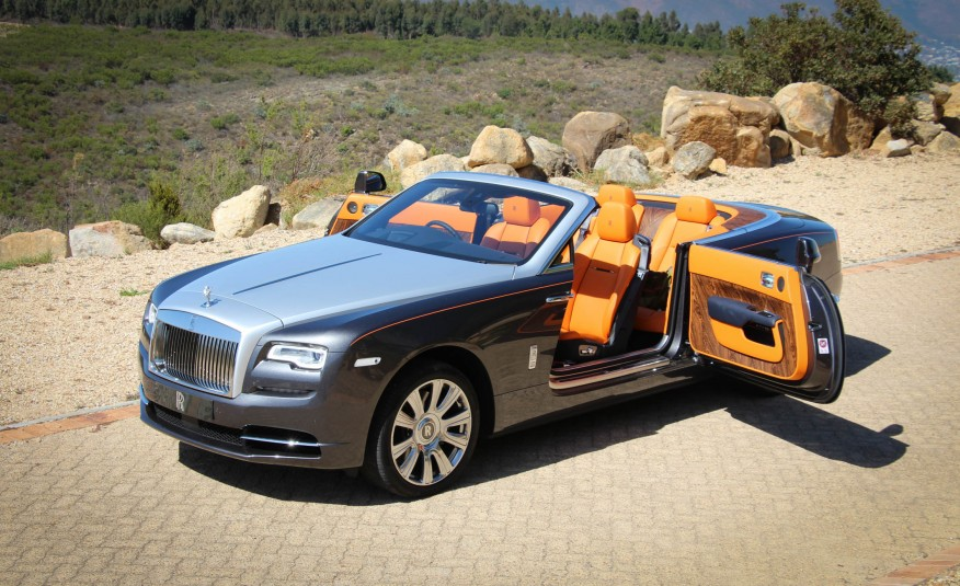 Rolls-Royce Dawn photo 162780