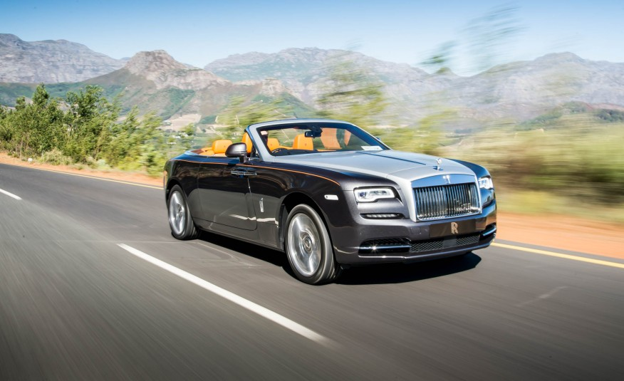 Rolls-Royce Dawn photo 162799