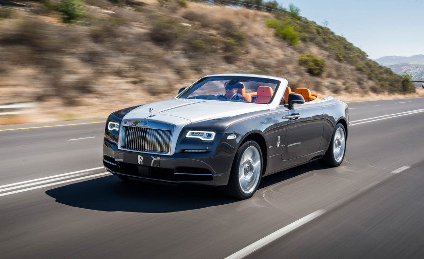 Rolls-Royce Dawn photo 162802