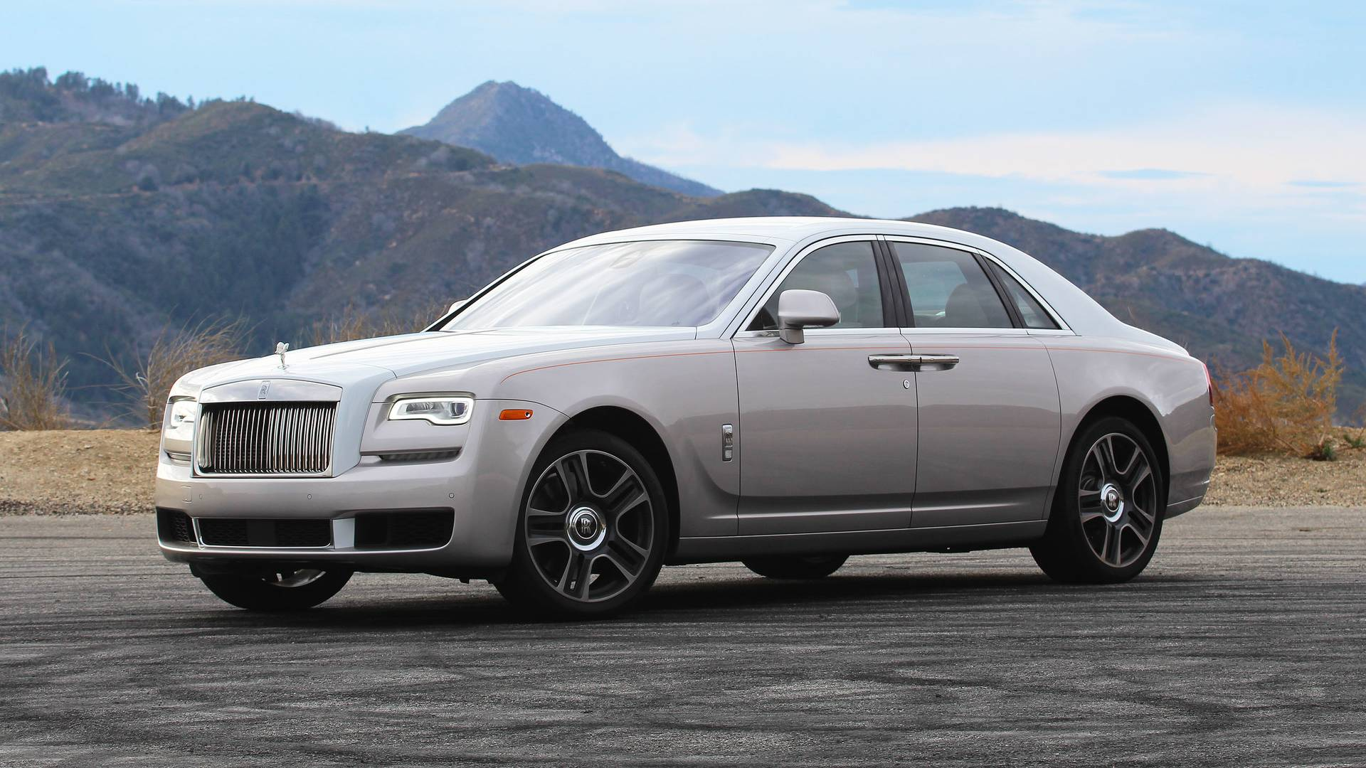 Rolls-Royce Ghost photo 185780