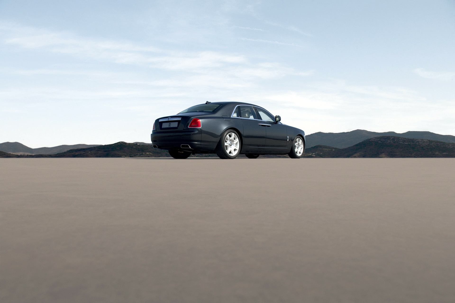 Rolls-Royce Ghost photo 67251