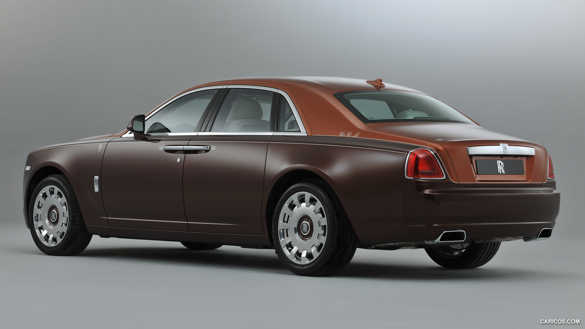 Rolls-Royce Ghost One Thousand And One Nights Edition photo 110108